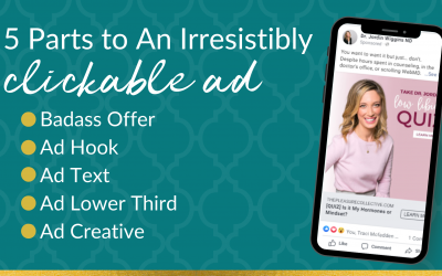 How To Create an Irresistibly Clickable Facebook Ad